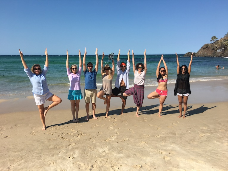 Thailand Iyengar Yoga Retreat